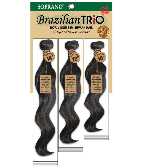 Brazilian trio