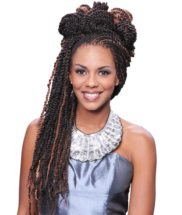 New Afro Twist Braid Bijoux Hair