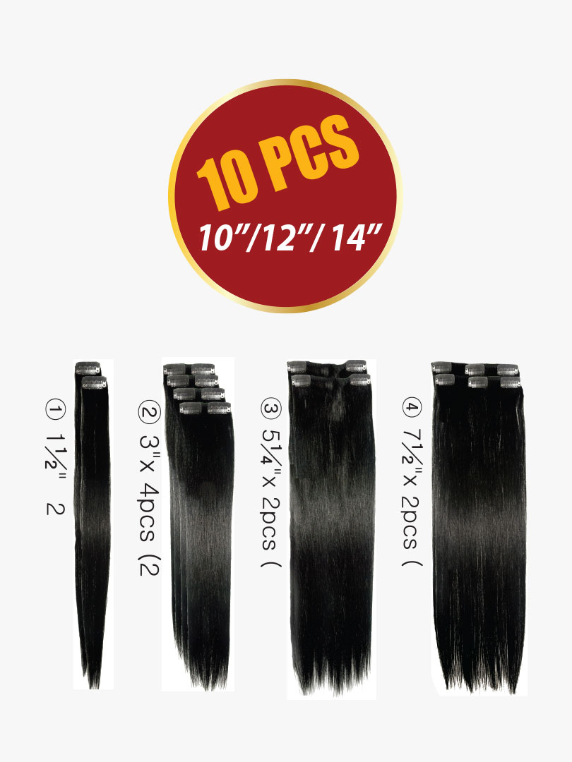 HH-INDIAN-REMI-HAIR-CLIP-10pcs